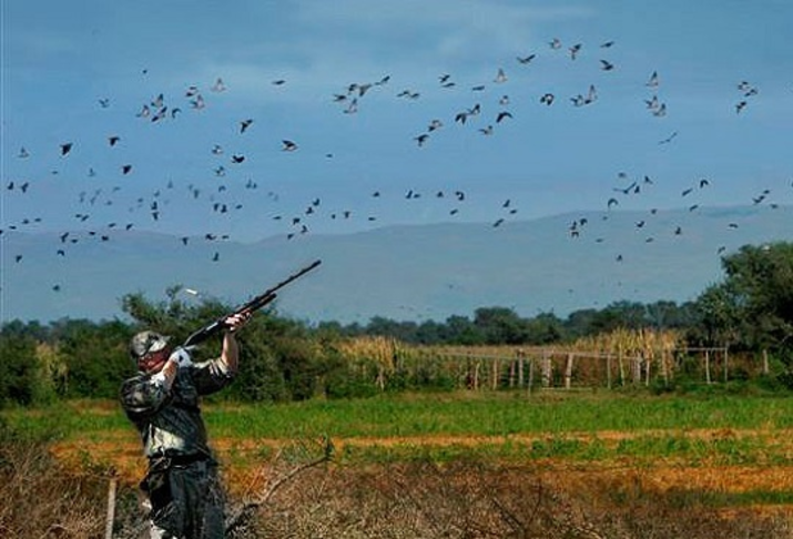 STRICTER ENFORCEMENT ON ILLEGAL HUNTING