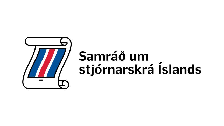 Samráð um stjórnarskrá Íslands