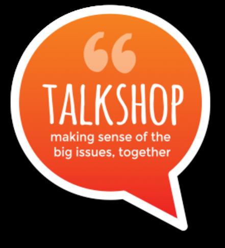 Checkout Talk Shop - Let's Talk, Let's Decide