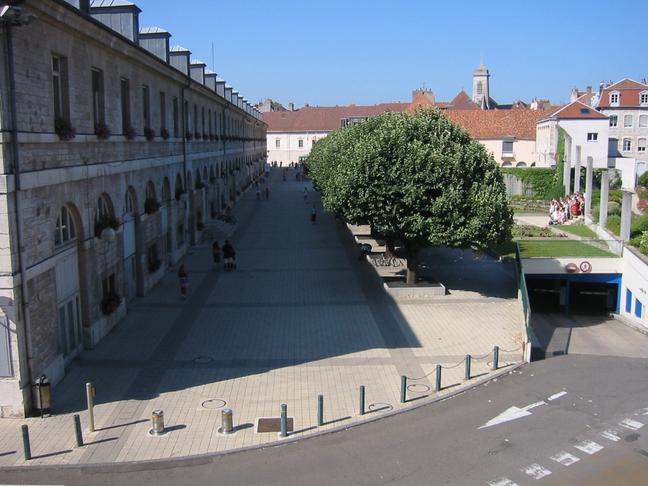 Faire de la ville de Besançon un employeur exemplaire