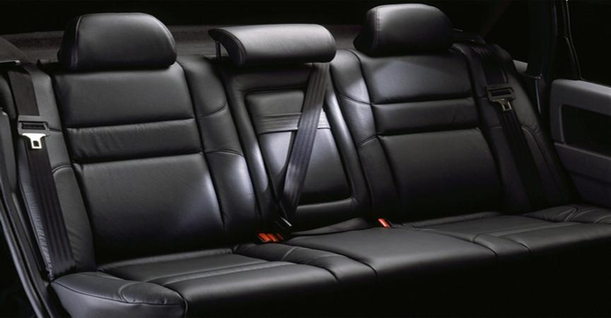 Backseat passengers not wearing seatbelt make deadly mistake