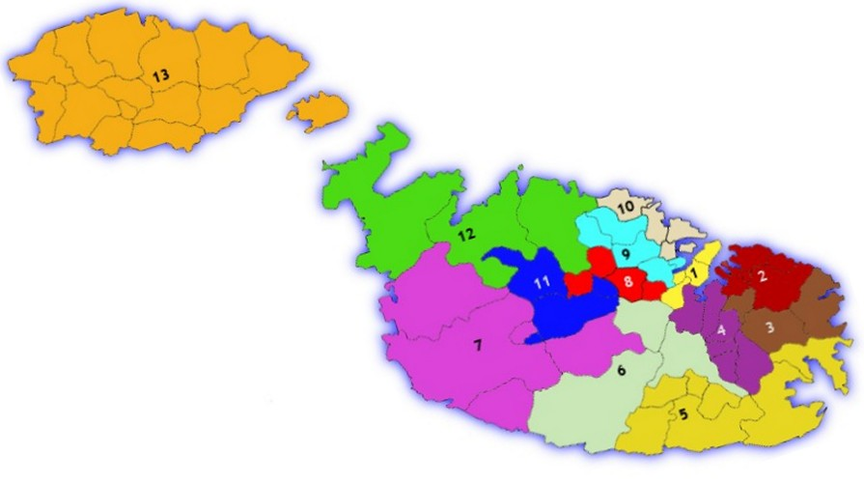 A SINGLE Electoral District