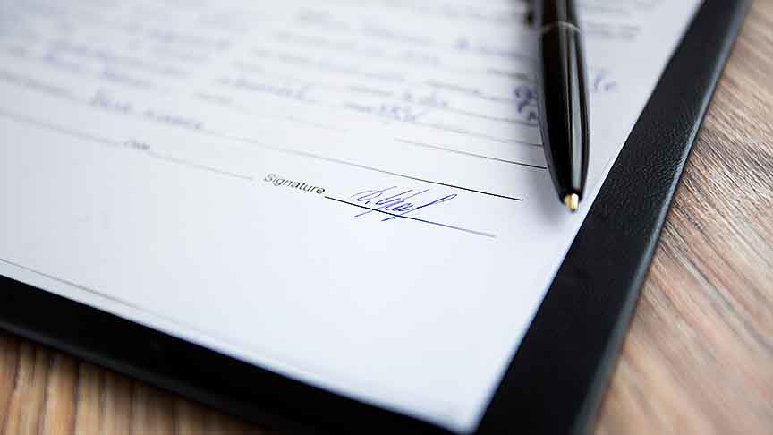 Publish Government Contracts