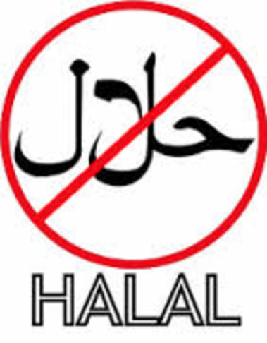 Ban halal meat from being produced in malta .