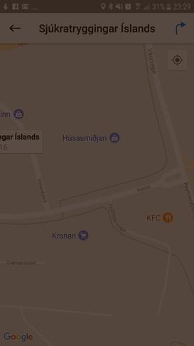 Hringtorg við gatnamót Þúsaldar og Vínlandsleiðar