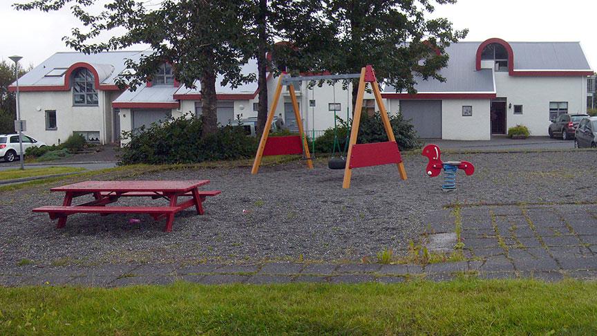 Leiktæki við Víðihlíð / Reynihlíð