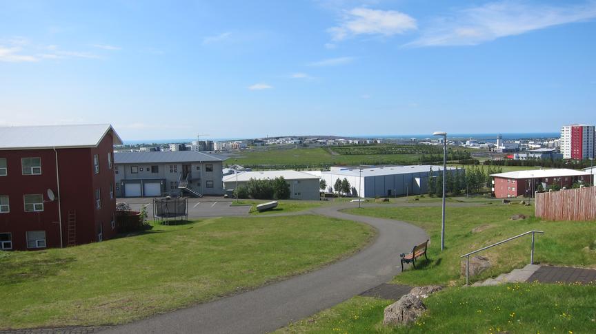 Meiri gróður í Salahverfi