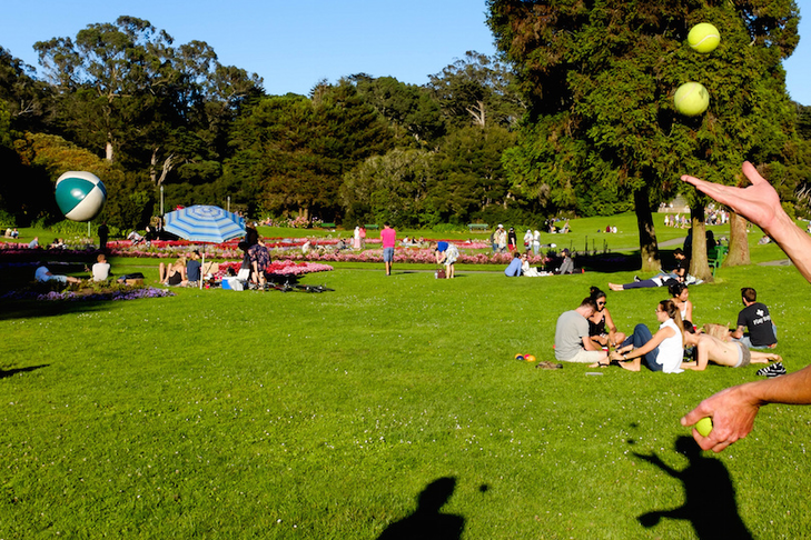 Regenerate Abandoned Areas into Public Parks & Open Spaces