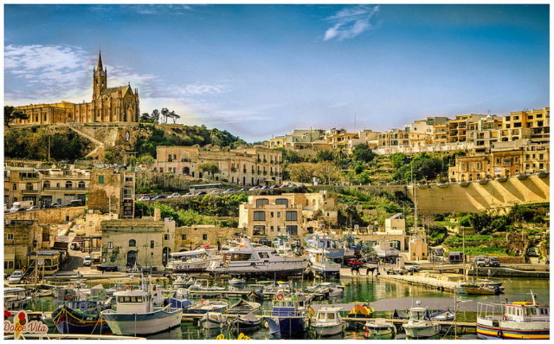 Business incentives for people to work in Gozo