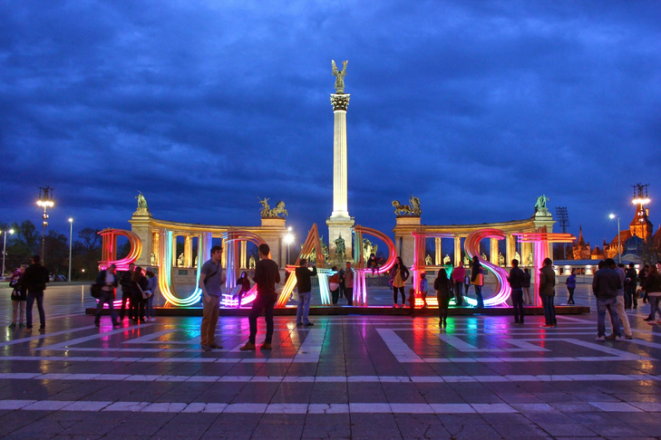 Budapest éjjel (béta verzió)