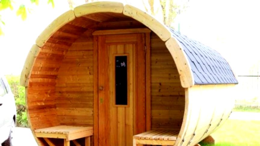 Alvöru Sauna í Lagardalslaug